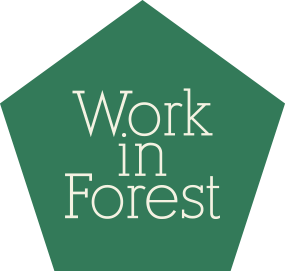 Work in Forest Logo